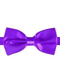 Fliege violett deluxe