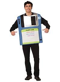 Floppy Disk Costume