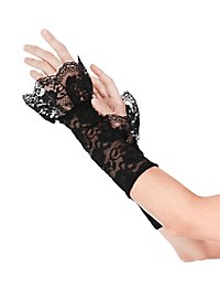 Floral Lace Arm Warmers