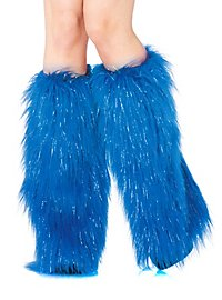 Fluffies blue-silver