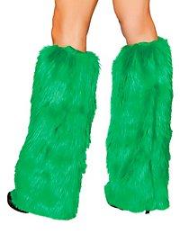 Fluffies green