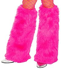 Fluffies hot pink