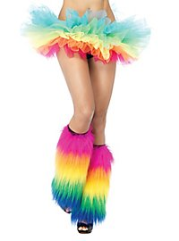 Fluffies rainbow