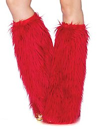 Fluffies red