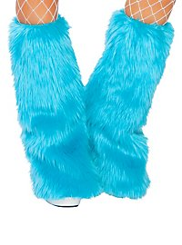 Fluffies turquoise