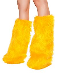 Fluffies yellow