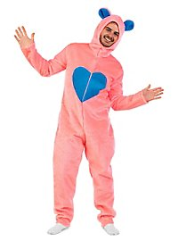 Fluffy Bear pink Costume