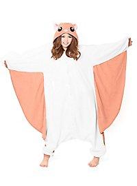 Flughörnchen Kigurumi Kostüm