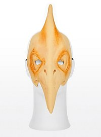 Flying Reptile Latex Half Mask
