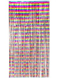 Folienvorhang Regenbogen