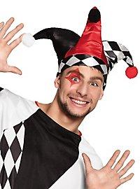 Fool's cap Harlequin