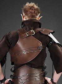 Forest ranger chest armor black