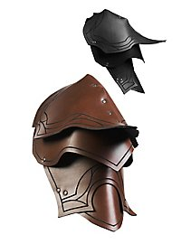 Leather Pauldron - Ranger