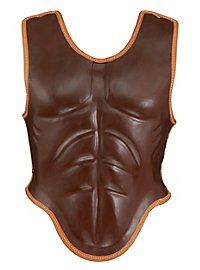 Formed leather cuirass - Hercules