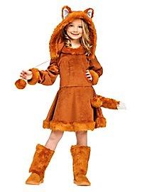 Fox Kids Costume