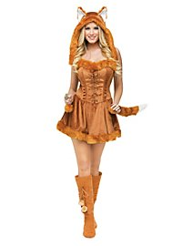 Foxy lady costume