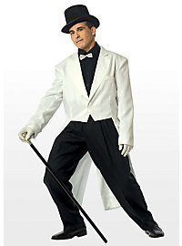 Frack weiß Kostüm
