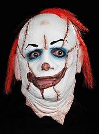 Frankenclown Latex Half Mask