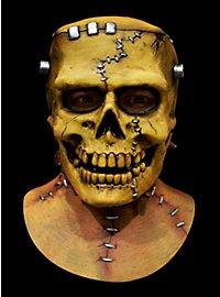 Frankenskull Maske aus Latex