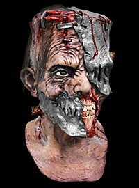 Frankenstahl Monstermaske Deluxe aus Latex