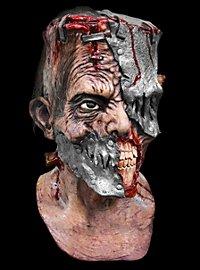 Frankensteel Monster Mask made of latex
