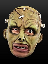 Frankenstein Chinless Mask Made of Latex