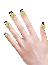 Frankenstein fingernails