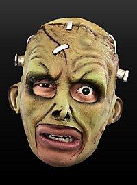 Frankenstein Kinnlose Maske aus Latex