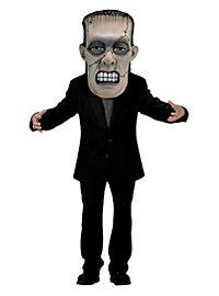 Frankenstein Maskottchen