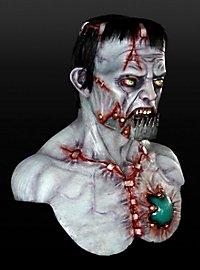 Frankensteins Monster Deluxe Maske aus Latex