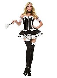 Französisches Dienstmädchen Kostüm