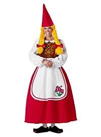 Frau Gartenzwerg Kostüm