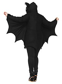 Freche Fledermaus XXL Hoodie Dress