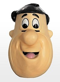 Fred Flintstone Latex Full Mask