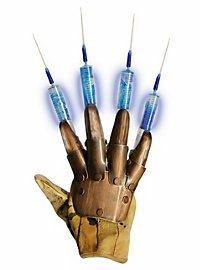 Freddy Krueger Fingerspritzen Handschuh