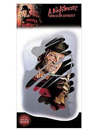 Freddy Krueger Spiegelfolie