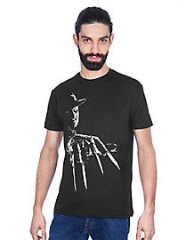 Freddy Krueger T-Shirt Klingenhandschuh
