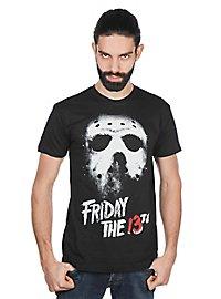Freitag der 13. T-Shirt Jason Voorhees