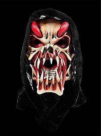 Fressfeind Maske aus Latex
