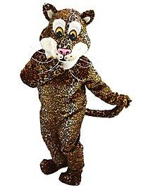 Freundlicher Jaguar Maskottchen
