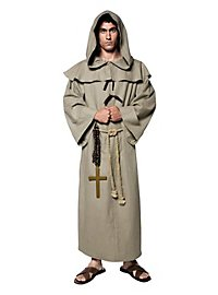 Friar Tuck Monk Habit Costume