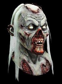 Friedhofszombie Maske aus Latex