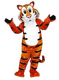 Friendly Tiger Mascot