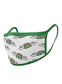 """Friends - Friends """"Central Perk"""" Face Covering Double Pack"""