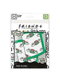 "Friends - Friends ""Central Perk"" Stoffmasken Doppelpack"