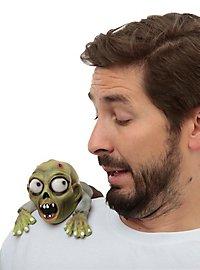 Frightening zombie figure