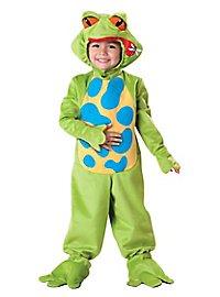 Frosch Kinderkostüm
