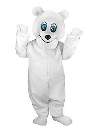 Frosty the Polar Bear Mascot