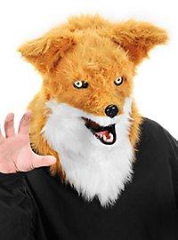 Fuchs Maske mit beweglichem Mund