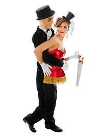Fun Costume Magician's Assistant Halloween Costume